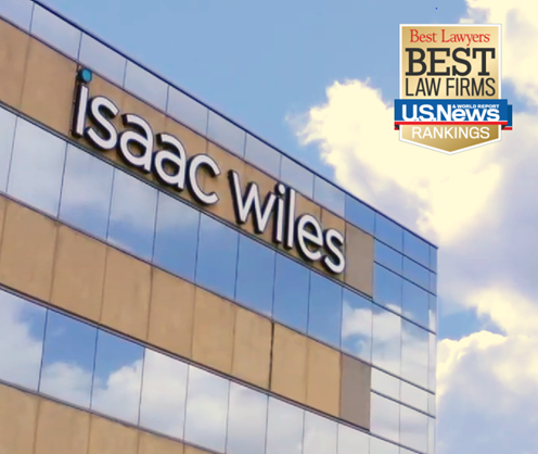 Issac Wiles Best Lawyers